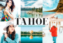 Free Tahoe Lightroom Presets