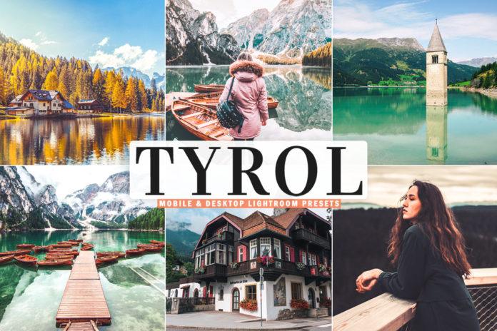 Free Tyrol Lightroom Presets