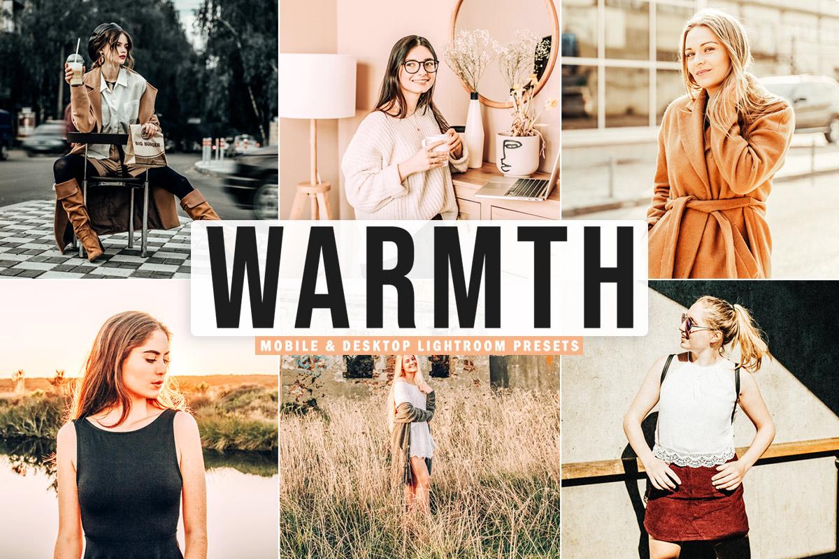 Free Warmth Lightroom Presets