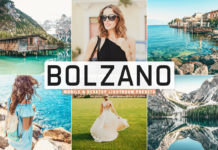 Free Bolzano Lightroom Presets