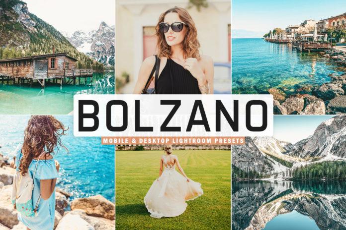 Free Bolzano Lightroom Presets