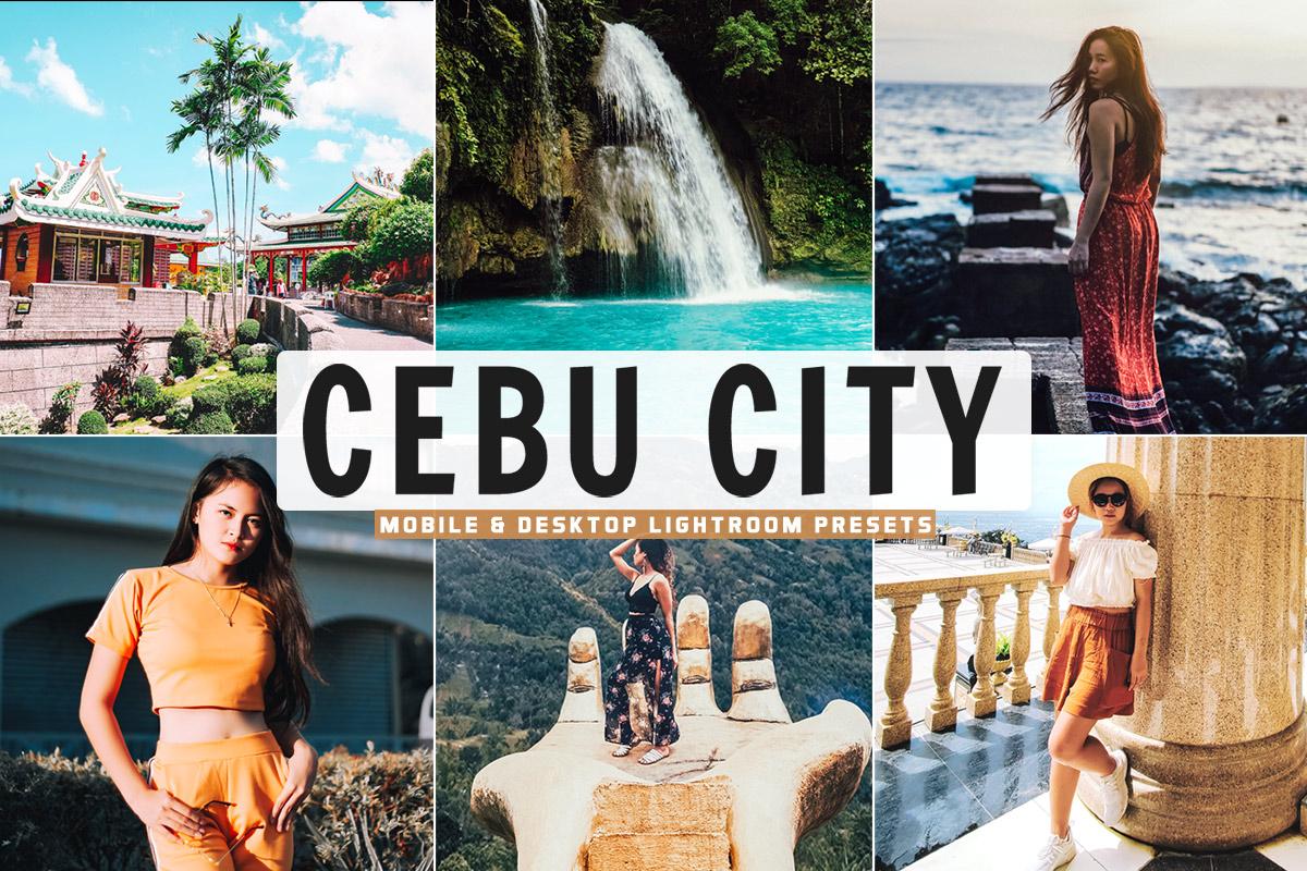 Free Cebu City Lightroom Presets