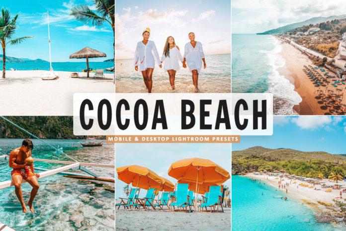 Free Cocoa Beach Lightroom Presets