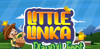Free Little Linka Playfull Font