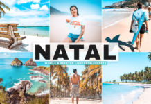Free Natal Lightroom Presets