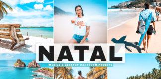 Free Natal Lightroom Presets