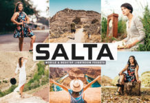 Free Salta Lightroom Presets