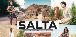 Free Salta Lightroom Presets