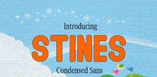 Free Stines Sans Serif Font