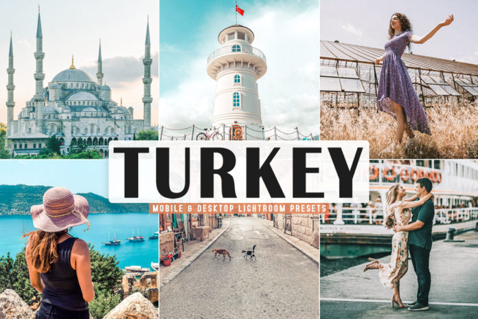Free Turkey Lightroom Presets