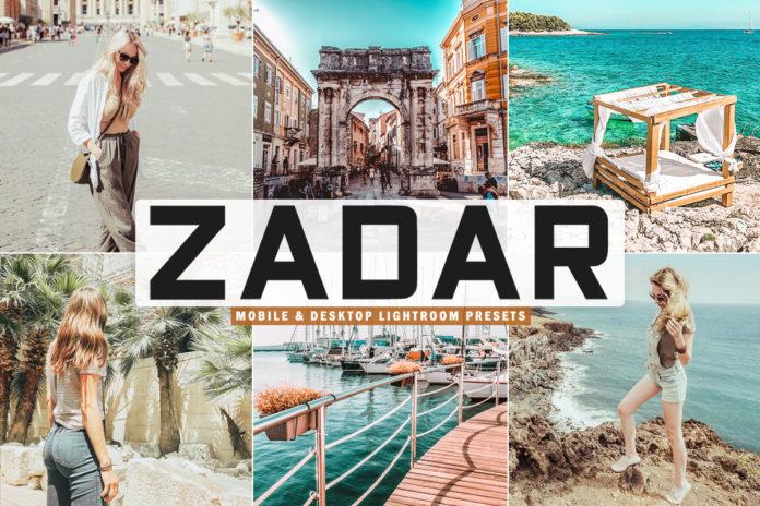 Free Zadar Lightroom Presets