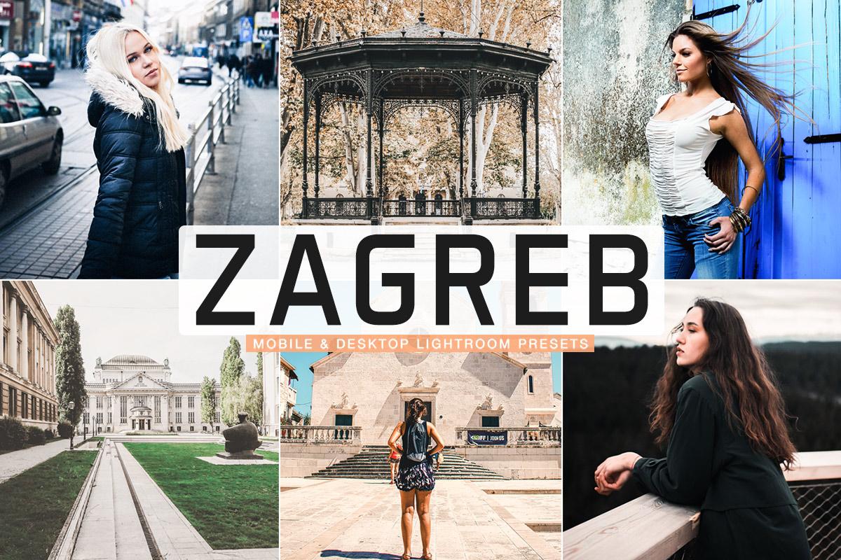 Free Zagreb Lightroom Presets