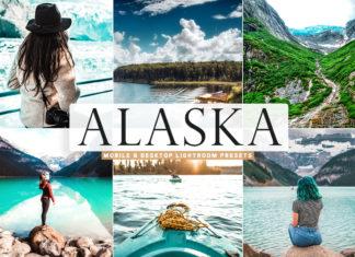 Free Alaska Lightroom Presets