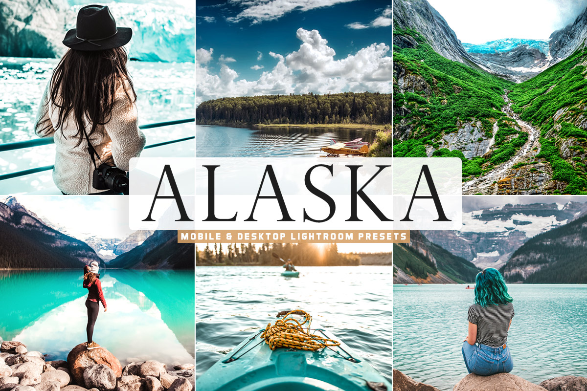 Free Alaska Lightroom Presets