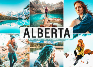 Free Alberta Lightroom Presets