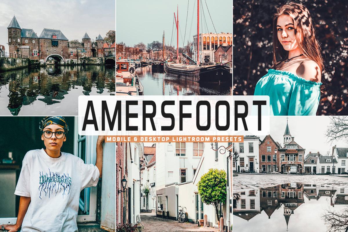Free Amersfoort Lightroom Presets