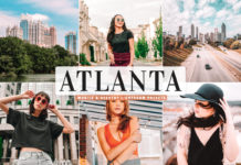 Free Atlanta Lightroom Presets