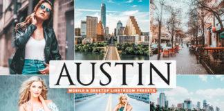 Free Austin Lightroom Presets