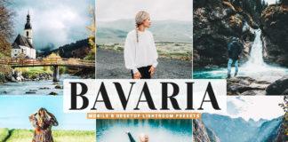 Free Bavaria Lightroom Presets