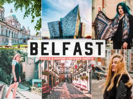 Free Belfast Lightroom Presets