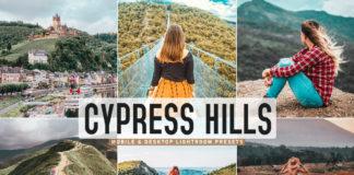 Free Cypress Hills Lightroom Presets