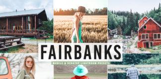 Free Fairbanks Lightroom Presets