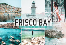 Free Frisco Bay Lightroom Presets
