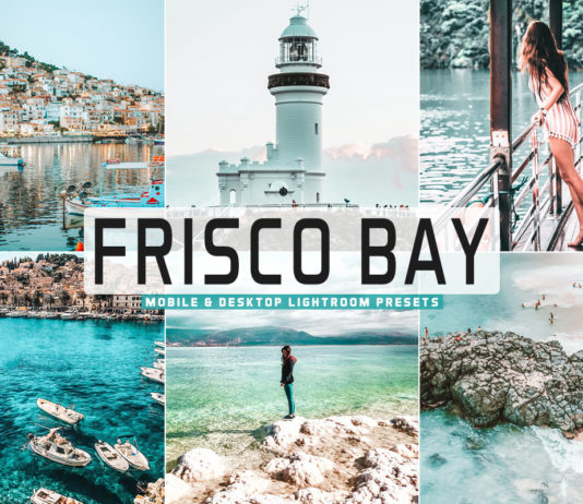 Free Frisco Bay Lightroom Presets