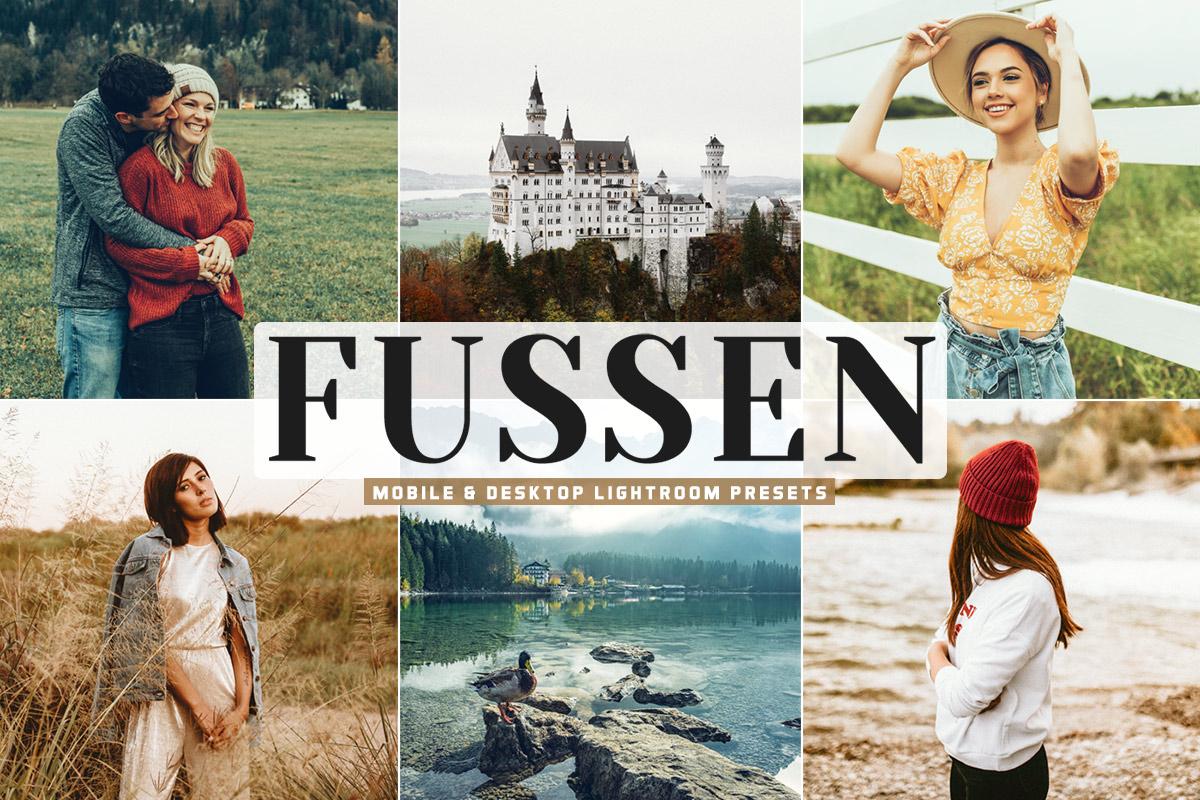 Free Fussen Lightroom Presets