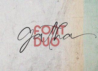 Free Gatha Font Duo