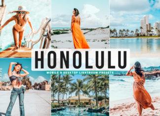 Free Honolulu Lightroom Presets