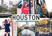 Free Houston Lightroom Presets
