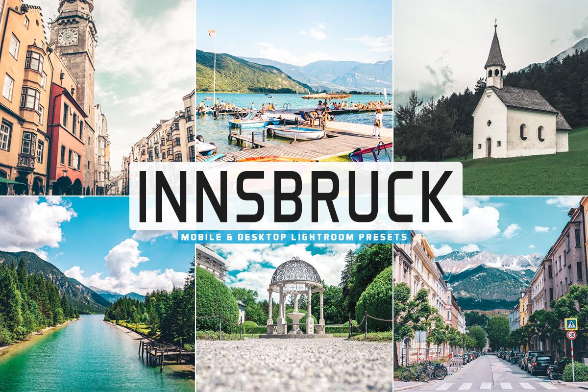 Free Innsbruck Lightroom Presets