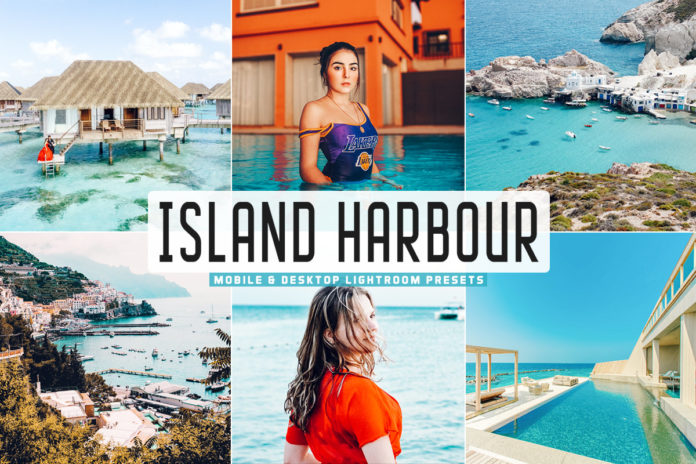 Free Island Harbour Lightroom Presets