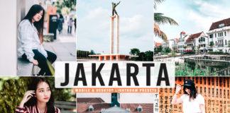 Free Jakarta Lightroom Presets
