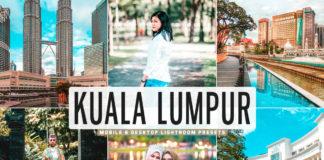 Free Kuala Lumpur Lightroom Presets