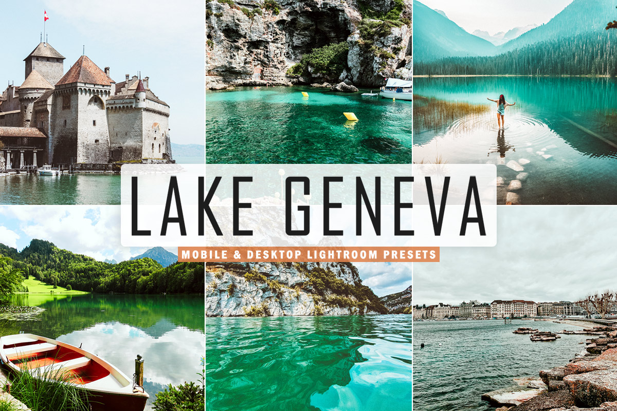 Free Lake Geneva Lightroom Presets