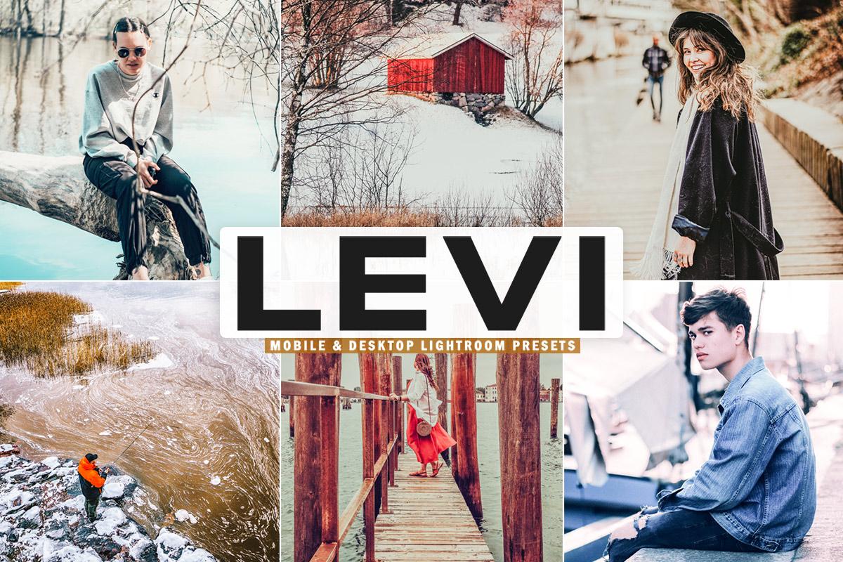 Free Levi Lightroom Presets