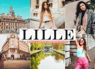 Free Lille Lightroom Presets