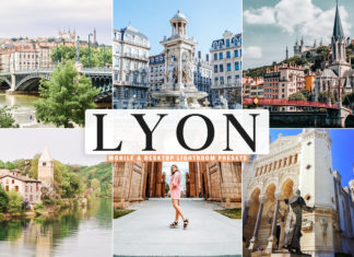 Free Lyon Lightroom Presets