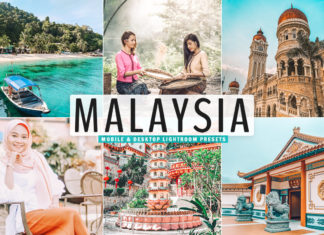 Free Malaysia Lightroom Presets