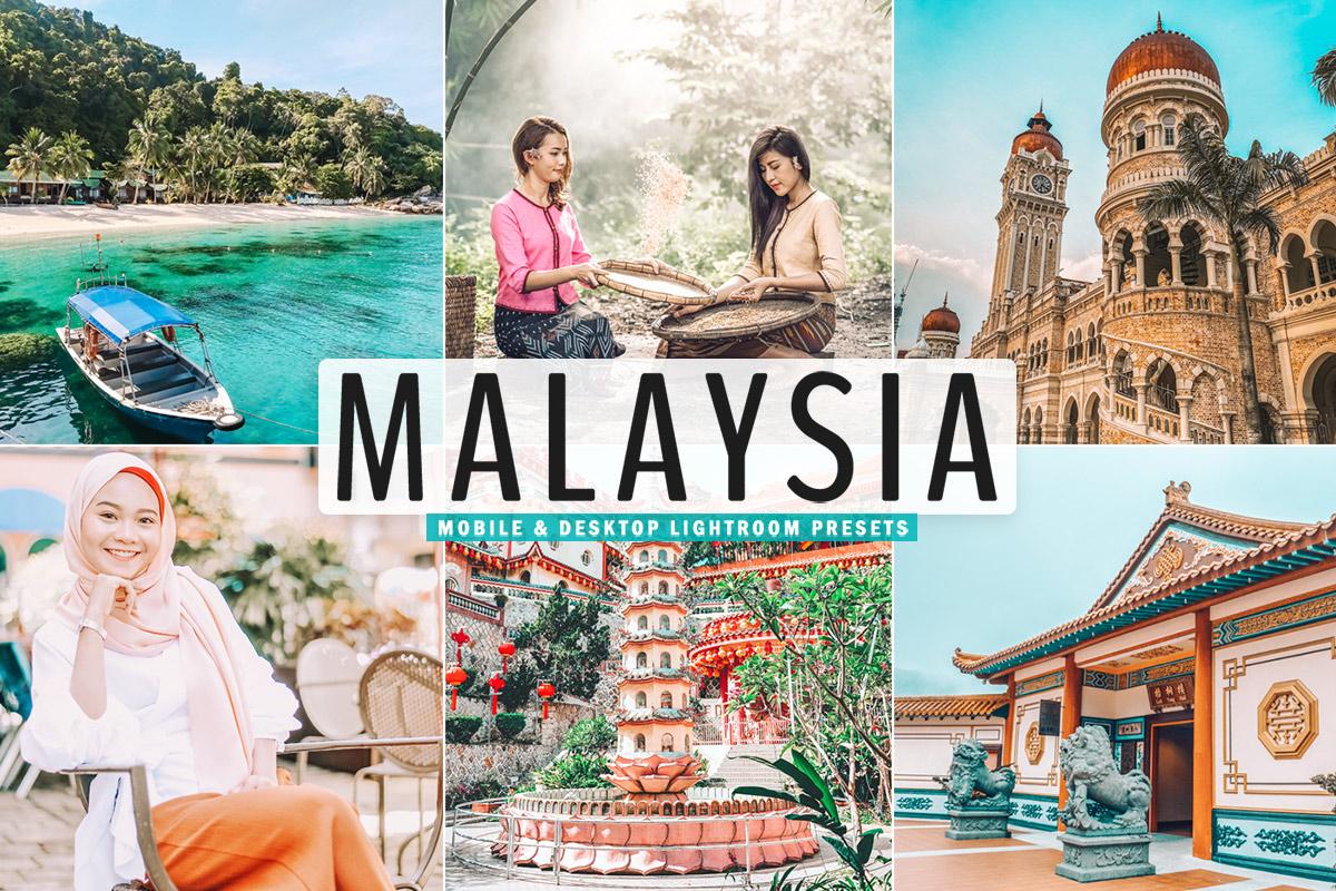 Free Malaysia Lightroom Presets