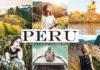 Free Peru Lightroom Presets