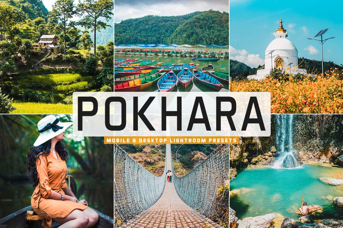 Free Pokhara Lightroom Presets