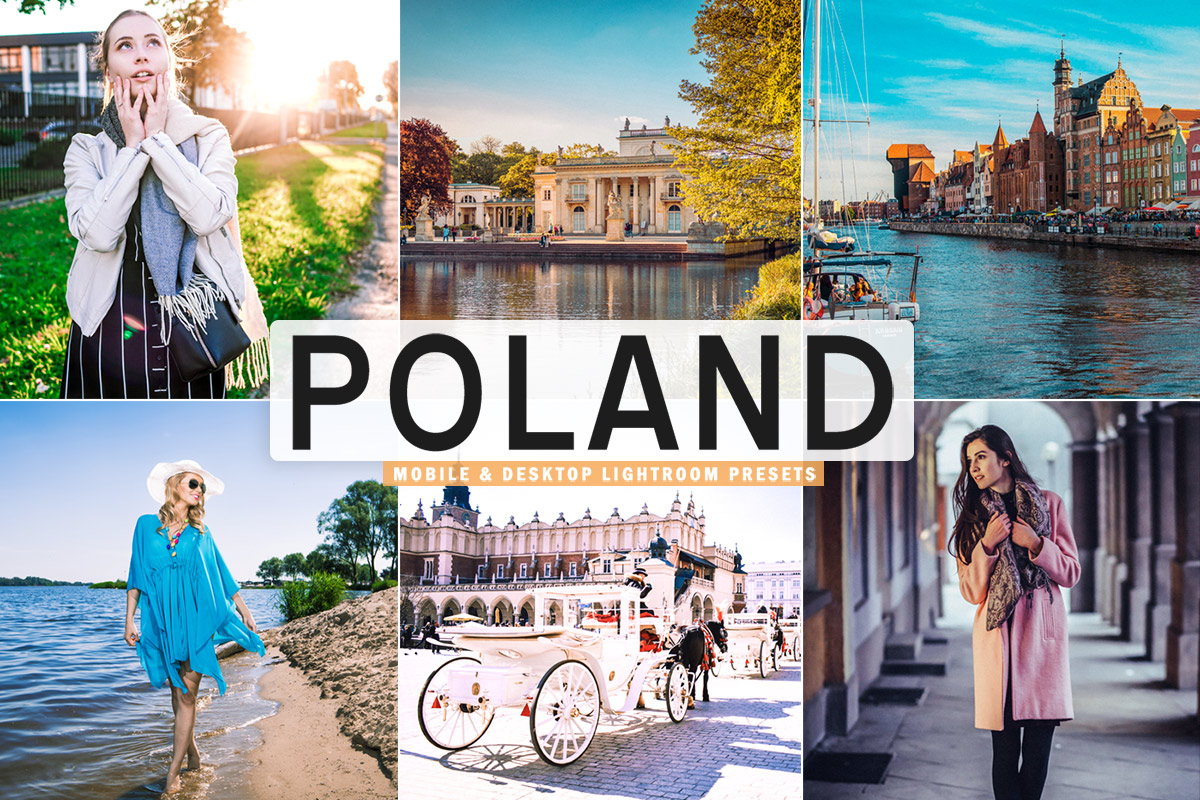 Free Poland Lightroom Presets
