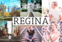 Free Regina Lightroom Presets