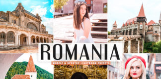 Free Romania Lightroom Presets