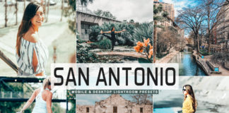 Free San Antonio Lightroom Presets