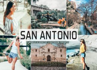 Free San Antonio Lightroom Presets