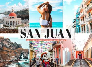 Free San Juan Lightroom Presets